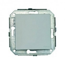 Заглушка Fontini F37, серебристый металлик, 37656502