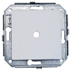 Вывод кабеля Fontini F37, белый, 37927052