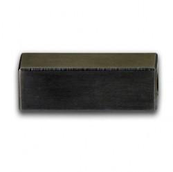 37928252 F-37 Поворотная ручка прямоугольная, нержавеющая сталь