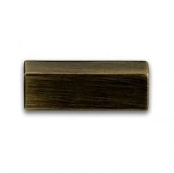 37928592 F-37 Поворотная ручка прямоугольная, бронза