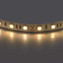 Lightstar Лента 5050LED 12V 14.4W/m 60LED/m 10-12lm/LED IP20 2700K-3000K 200m/box ТЕПЛЫЙ БЕЛЫЙ СВЕТ, 400052