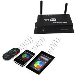 Lightstar Контроллер WiFi 100 12V/24V max 4A*3CH 36W, 410984