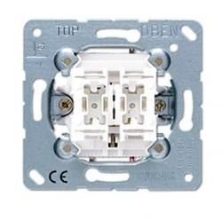 Механизм кнопочного выключателя для жалюзи Jung Коллекции JUNG, 539VU