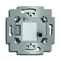 Терморегулятор KNX для помещений, встроенный коплер, скрытый монтаж