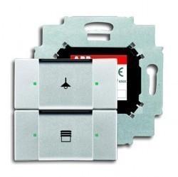 Сенсор 2-кл. с коплером в комплекте, серебристый алюминий
