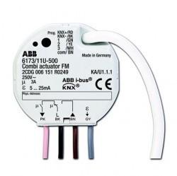 Универсальный 2-канальный активатор со входами для подключения кнопок, 3 А, FM