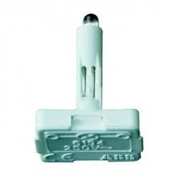 LED лампа подсветки для механизмов 1-кл. выключателей, переключателей, кнопок, SKY, цвет красный