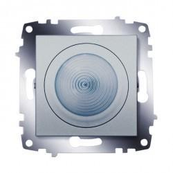 Cosmo Подсветка диодная 160-250В~ 5Вт с выключателем, алюм.