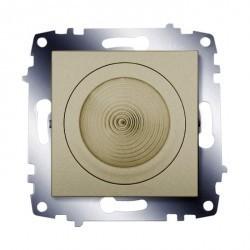 Cosmo Подсветка диодная 160-250В~ 5Вт с выключателем, титан.