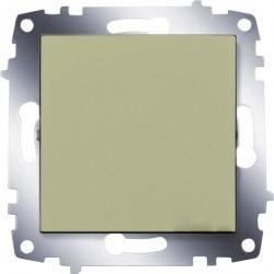 Заглушка ABB COSMO, титан, 619-011400-299