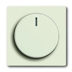 Накладка на светорегулятор ABB AXCENT, chalet-white, 6599-0-3005