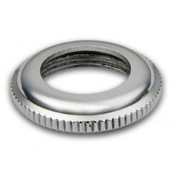65929262Venezia Гайка, хромированная сталь