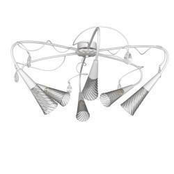 Lightstar (SX1105/6)  Люстра AEREO 6х25W G9 WHITE, 711060