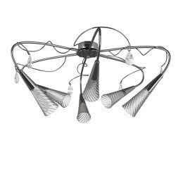 Lightstar (SX1105/6)  Люстра AEREO 6х25W G9 CHROME, 711064