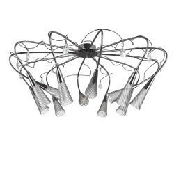 Lightstar (SX1105/12)  Люстра AEREO 12х25W G9 CHROME, 711124