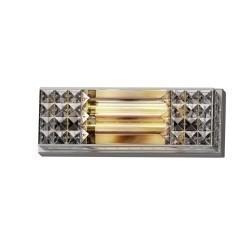 Lightstar (MB000003-4) Бра LIMPIO 6х20W G4 ХРОМ/ПРОЗРАЧНЫЙ, 722640