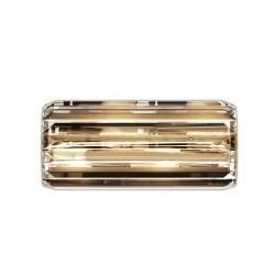 Lightstar (MB000001-6) Бра LIMPIO 6х20W G9 ХРОМ/ПРОЗРАЧНЫЙ, 722660