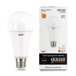 Gauss LED Elementary A67 73215