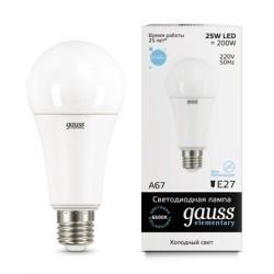 Gauss LED Elementary A67 73235