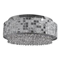 Lightstar (1024/6) Люстра потолочная  BEZAZZ 6х40W G9 ХРОМ, 743064