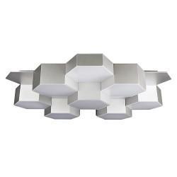 Lightstar (MX13003032-16А) Люстра потол FAVO LED-80W 3840LM Silver 4000K, 750164