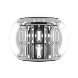 Lightstar (MB7603-3А) Бра ACQUARIO 3х20W G4 ХРОМ хрусталь+стекло, 753634