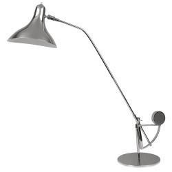 Lightstar   (MТ14003041-1А)  Настольная лампа MANTI 1х40W  E14 Chrome, 764904