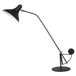 Lightstar (MТ14003041-1А)  Настольная лампа MANTI 1х40W  E14 Black, 764907