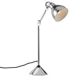 Lightstar (MТ1201802-1А) Настольная лампа  LOFT 1х40W E14 ХРОМ, 765914
