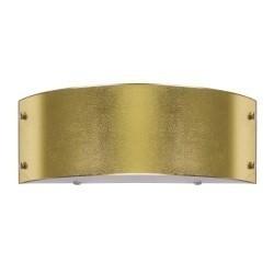 Lightstar (MB14030002-2A) Бра CUPOLA 2х40W E14 Gold (в комплекте)