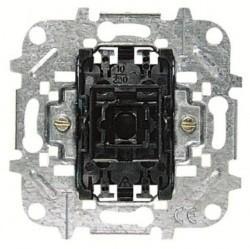 Механизм переключателя 1-клавишного перекрестного ABB Коллекции Niessen, скрытый монтаж, 8110