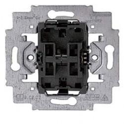 Механизм выключателя 2-клавишного ABB Коллекции Niessen, скрытый монтаж, 8111