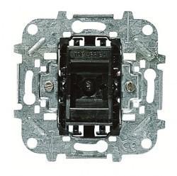 Механизм карточного выключателя двухполюсного ABB SKY, механический, 2CLA811410A1001