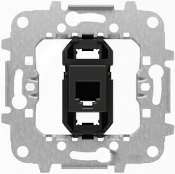 Механизм розетки 1xRJ12 ABB SKY, 2CLA811700A1001