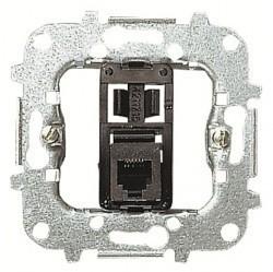 Механизм розетки 1xRJ45 Cat.5 ABB коллекции Niessen, 8118.5
