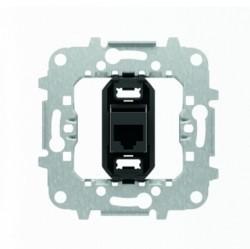 Механизм розетки 1xRJ45 Cat.5 ABB SKY, 2CLA811800A1001
