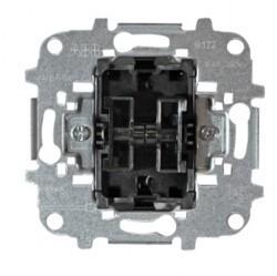 Механизм переключателя 2-клавишного ABB Коллекции Niessen, скрытый монтаж, 8122