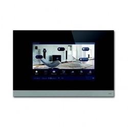 Панель управления сенсорная Busch ComfortPanel 9, черное стекло