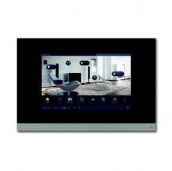 Панель управления сенсорная Busch ComfortPanel 12, черное стекло