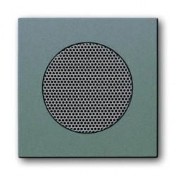 8200-0-0115 solo Накладка динамика 8223 U, серый металлик