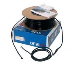 Кабель нагревательный 2-жильный DEVIsnow™ (DTCE) (отрезной, на бобине) 9,3560 Ом/м
