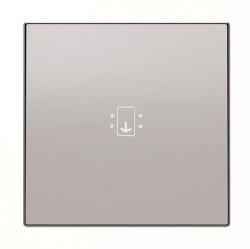 Накладка на карточный выключатель ABB SKY, алюминий, 2CLA851400A1301