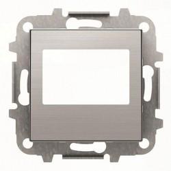 SKY Накладка для механизма цифрового FM-радио арт.9368 и/или механизма (блока) ДУ арт.9368.2, нержав