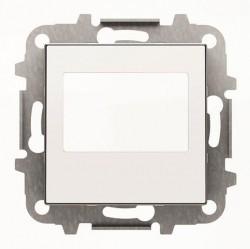 SKY Накладка для механизма цифрового FM-радио арт.9368 и/или механизма (блока) ДУ арт.9368.2, альпий