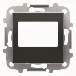 SKY Накладка для механизма цифрового FM-радио арт.9368 и/или механизма (блока) ДУ арт.9368.2, чёрный