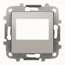 SKY Накладка для механизма цифрового FM-радио арт.9368 и/или механизма (блока) ДУ арт.9368.2, серебр