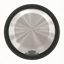 Накладка на вывод кабеля ABB SKY MOON, нержавеющая сталь, 2CLA860700A1501