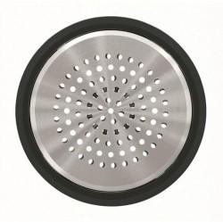 SKY Moon Накладка для механизма зуммера 8119, звонка 8124 и громкоговорителя 9329, кольцо чёрное с