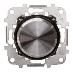 Механизм электронного поворотного светорегулятора ABB SKY MOON,черное стекло, 2CLA866020A1501