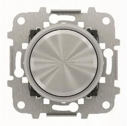 Механизм электронного поворотного светорегулятора ABB SKY MOON,Кольцо хром, 2CLA866090A1401